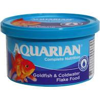Aquarian Goldfish Flake 25g