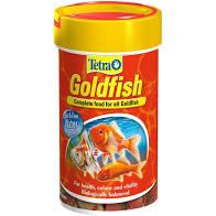 Tetra Goldfish Flake 52g