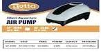Betta 4500 Silent Air Pump 150l