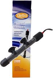 Betta aquarium Heater Up To 200l