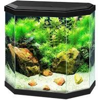 Ciano Aqua 30 (25L) Complete with Light & Filter. Black