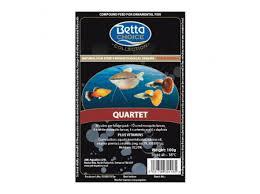 Betta Frozen Tropical Quartet Blister Pack