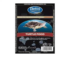 Betta Frozen Turtlefood Blister Pack