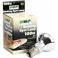 100w Basking Spot Lamp Screw