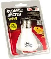 100w Ceramic Heater Bulb screw